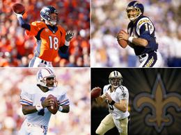 Auf der Jagd: Brees, Brady und Manning nähern sich