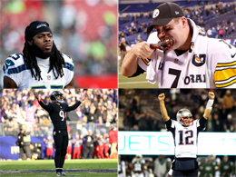 Über 50, 98 und 200: Die NFL und ihre Zahlen