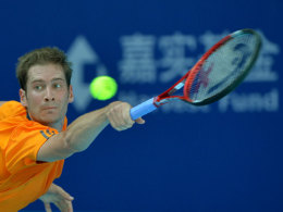 Florian Mayer in Peking