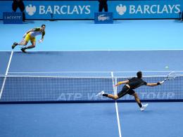 Andy Murray & Novak Djokovic