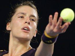 Andrea Petkovic verlor das Halbfinale von Pune.