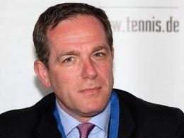 Der Deutsche Tennis Bund löste den Vertrag mit seinem Geschäftsführer Stephan Brune auf.