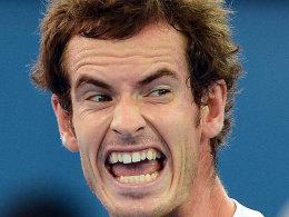 Andy Murray schlug in Auckland erneut zu und verteidigte seinen Titel.