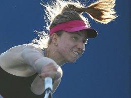 Mona Barthel schlug Roberta Vinci in Paris und steht im Viertelfinale.