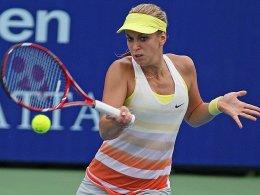 Steht im Viertelfinale: Sabine Lisicki.