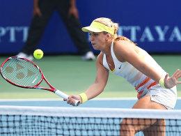 Sabine Lisicki steht in Pattaya im Halbfinale.