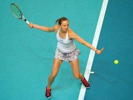 Siegte in Paris: Mona Barthel gewann in zwei Sätzen ihr Endspiel in Frankreichs Hauptstadt.