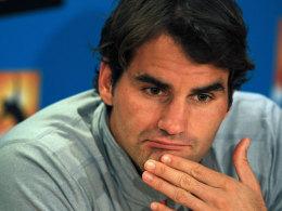 """Roger Federer will Tennis weiterhin als """"sauberen Sport""""."""
