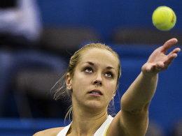 Zweites Endspiel 2013: Sabine Lisicki ist weiter ohne Turniersieg in diesem Jahr.