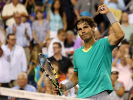 Rafael Nadal in Indian Wells