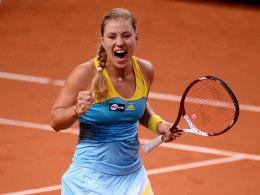 Erst Yaroslava Shvedova, dann Maria Sharapova: Angelique Kerber darf sich in Stuttgart auf ein absolutes Highlight freuen.