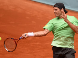 Tommy Haas in Madrid