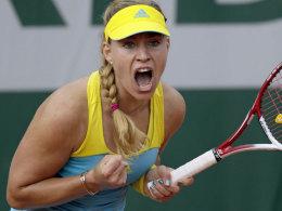 Angelique Kerber lieferte sich mit Varvara Lepchenko ein extrem enges Duell, das letztlich an die Kielerin ging.