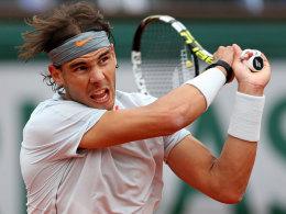 Rafael Nadal war gegen David Ferrer nicht zu stoppen und gewann zum achten Mal in Paris.