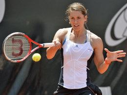 Andrea Petkovic verlor das Marathonmatch gegen Petra Martic.