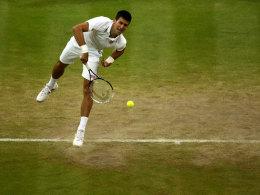 US-Tennis schlecht wie 1911 - Djokovic folgt Murray