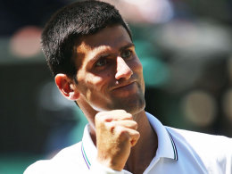 Djokovic k�mpft Dimitrov nieder - Federer folgt souver�n