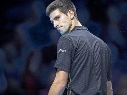 Djokovic fegt auch Wawrinka vom Platz