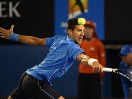 LIVE! Wawrinka durch! Djokovic deklassiert Raonic