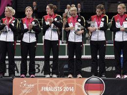 Fed-Cup-Team, Deutschland