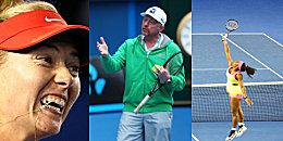 Von Navratilova bis Becker - alles rund um den Damenfinaltag in Melbourne.