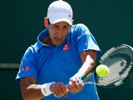Top-Finale in Indian Wells: Djokovic trifft auf Federer