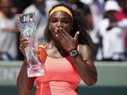 Williams feiert achten Triumph in Miami