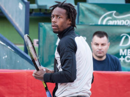 Monfils sagt Start in M�nchen wegen Knieverletzung ab