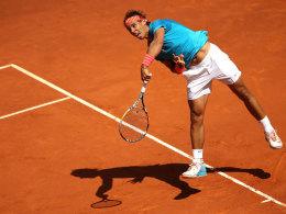 Nadal trifft im Finale auf Murray