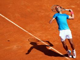 Federer folgt Nadal - Abendsession mit Djokovic