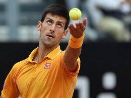 Traumfinale perfekt: Djokovic gegen Federer
