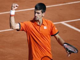 Djokovic deklassiert Nadal im Viertelfinale