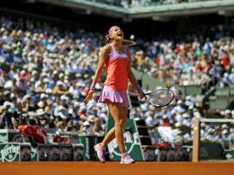Safarova siegreich, Serena schleppt sich durch