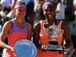 Runde Sache: Williams feiert 20. Grand-Slam-Titel