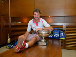Wawrinka klettert - Kerber zur�ck in Top Ten