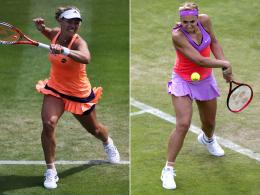 Kerber lässt Lisicki nicht aufkommen - Federer souverän