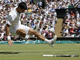 Djokovic macht kurzen Prozess mit Gasquet