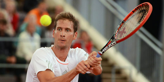 Florian Mayer in Hamburg
