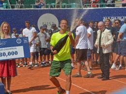 Sechster Titel! Kohlschreiber triumphiert in Kitzb�hel