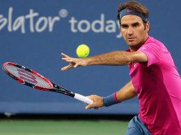 Traumfinale perfekt: Federer fordert Djokovic