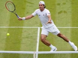 US Open: Auf Haas wartet ein unangenehmer Auftakt