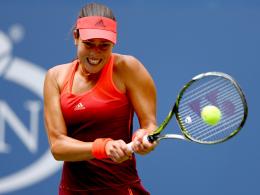 Ivanovic bereits raus - Kurzarbeiterin Serena