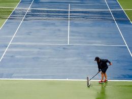 Damen-Halbfinals um einen Tag verschoben
