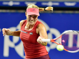 Kerber unterliegt Wozniacki - Auch Barthel raus