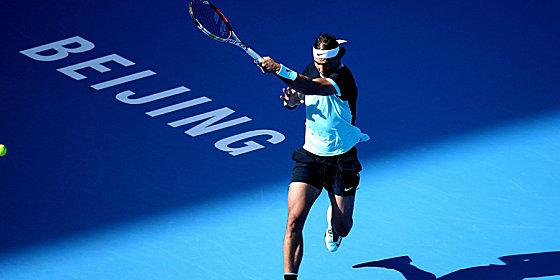 Rafael Nadal in Peking