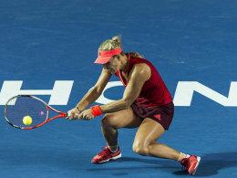 Kerber und Friedsam im Finale - Djokovic zerlegt Murray