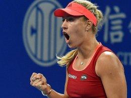Kerber ist bei den WTA-Finals dabei