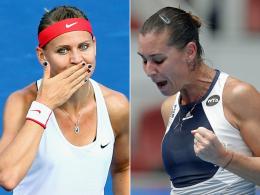 Pennetta und Safarova komplettieren die WTA-Finals