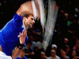 Murray im Finale gegen Djokovic