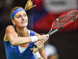 Sharapova gleicht gegen Tschechien aus